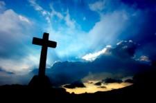 cruz cristianismo, funeral